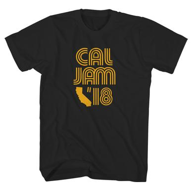 Foo Fighters Cal Jam Retro Cali Tee
