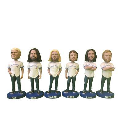 Foo Fighters Blue Jays Bobble Heads
