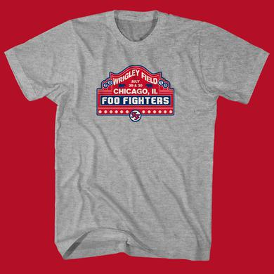 Foo Fighters Chicago Sign Tee