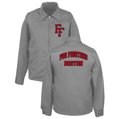 Foo Fighters Boston Foo Crew Jacket