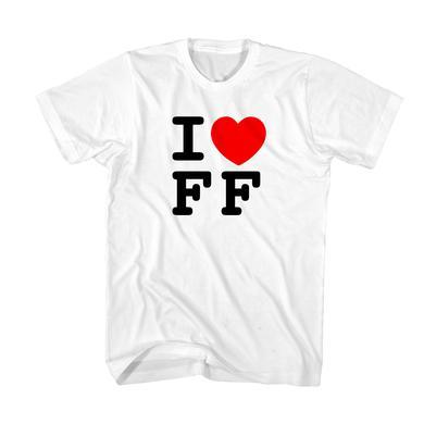 Foo Fighters I Heart FF Tee
