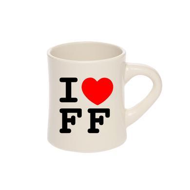 Foo Fighters I Heart FF Mug