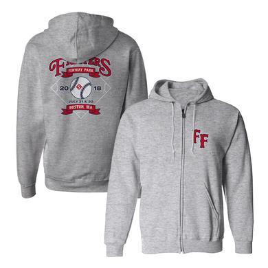 Foo Fighters World Series Zip-Up Hoodie