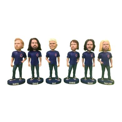 Foo Fighters Chicago Bobble Heads