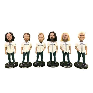 Foo Fighters Seattle Bobble Heads