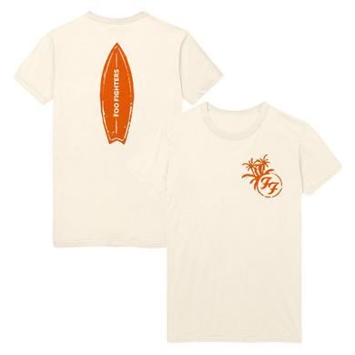 Foo Fighters Foo Board Tee (Natural)