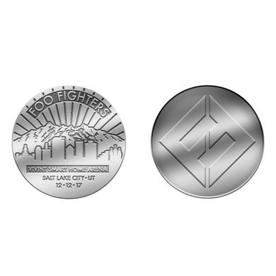 Foo Fighters SALT LAKE CITY, UT - VIVINT SMART HOME ARENA COIN