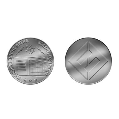 Foo Fighters EUGENE, OR - MATTHEW KNIGHT ARENA COIN