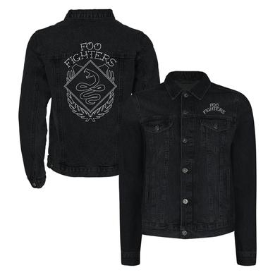 Foo Fighters Snakebite Denim Jacket