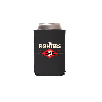 Foo Fighters Bolts Koozie