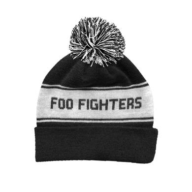 Foo Fighters Pom Beanie
