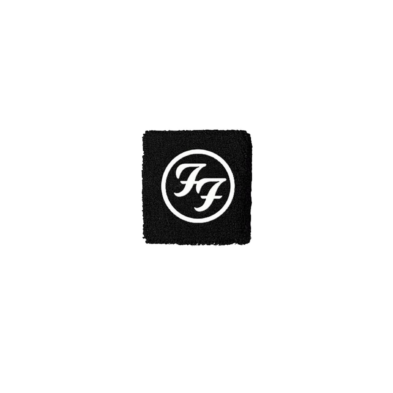 Foo Fighters Circle Logo Wristband