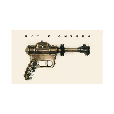 Foo Fighters Ray Gun Wall Flag