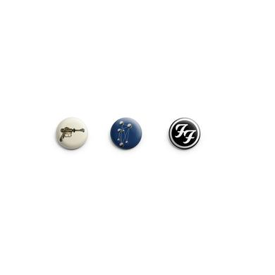 Foo Fighters Button Pack