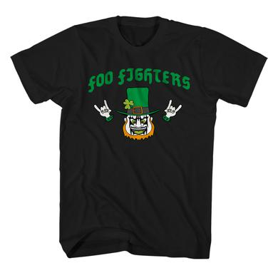 Foo Fighters Death Metal Leprechaun Tee