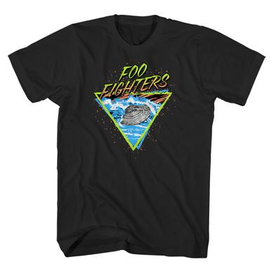 Foo Fighters Surfing UFO Tee