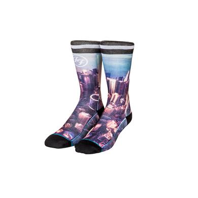 Foo Fighters Sonic Highways Socks