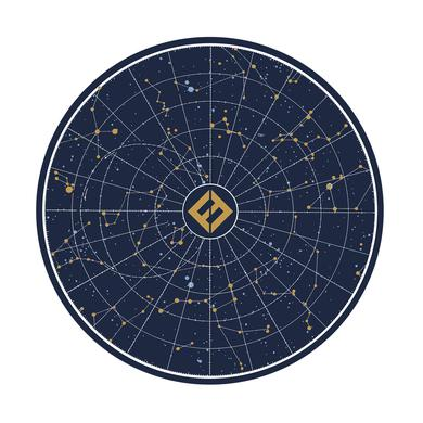 Foo Fighters Constellation Rug