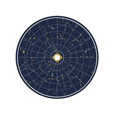 Foo Fighters Constellation Slipmat