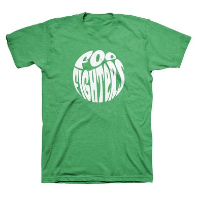 Foo Fighters 70's Logo Tee