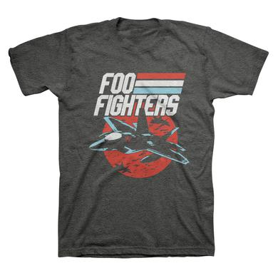 Foo Fighters Fighter Jet Tee