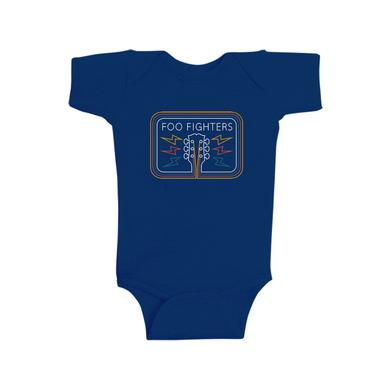 Foo Fighters Guitar Onesie