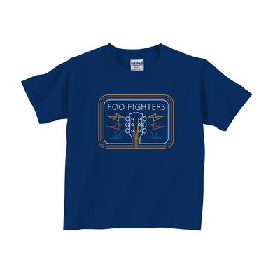 Foo Fighters Guitar Toddler Tee