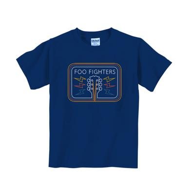 Foo Fighters Guitar Youth Tee