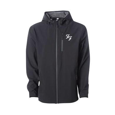 Foo Fighters Soft Shell Embroidered Jacket