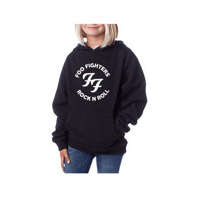 Foo Fighters RNR Youth Hoodie