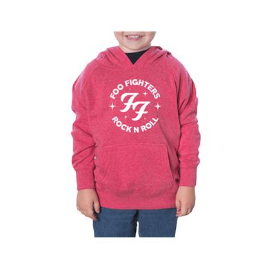 Foo Fighters Sparkles Toddler Hoodie