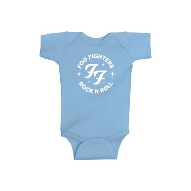 Foo Fighters Sparkles Onesie (Blue)