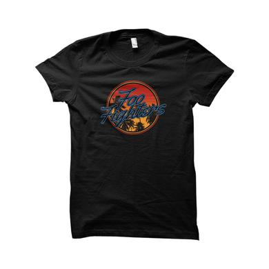Foo Fighters Summertime Relaxed Fit Women's Tee