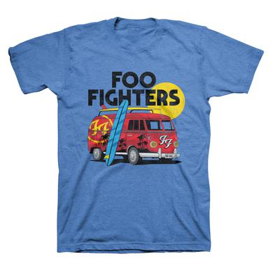 Foo Fighters Split Window Tee