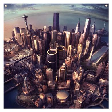 Foo Fighters Sonic Highways Wall Flag