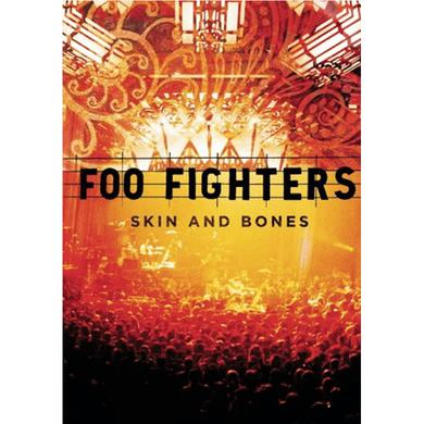 Foo Fighters Skin and Bones DVD