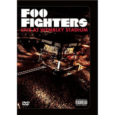 Foo Fighters Live At Wembley Stadium DVD or Blu-Ray