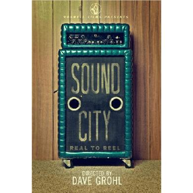 Foo Fighters Sound City DVD or Blu-Ray
