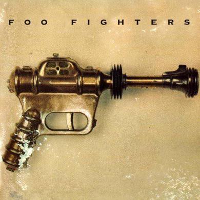 Foo Fighters Self-Titled Vinyl