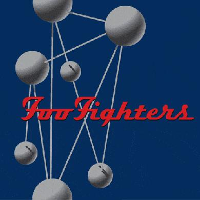 Foo Fighters The Colour & The Shape Vinyl