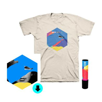Beck Colors Digital + Tee + Kaleidoscope