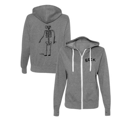 Beck Slippers Zip-Up Hoodie