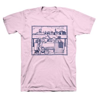 Beck Brooklyn Tee (Pink)