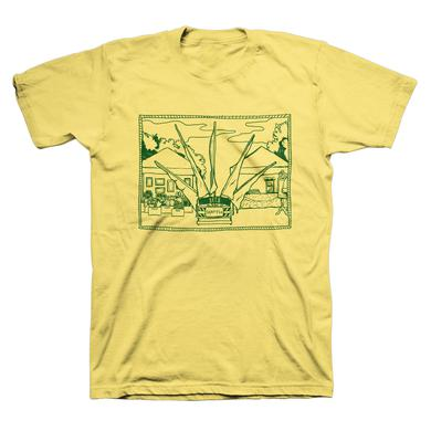 Beck Seattle Tee (Yellow)