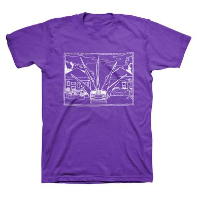 Beck Seattle Tee (Purple)