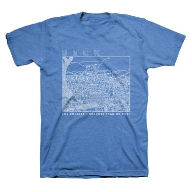 Beck Melrose Tee (Blue)