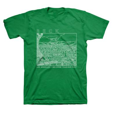 Beck Melrose Tee (Green)