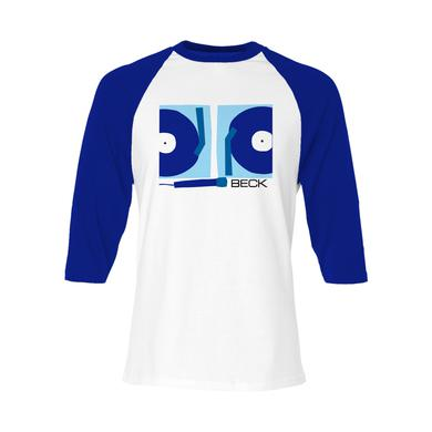 Beck Turntables 3/4 Tee