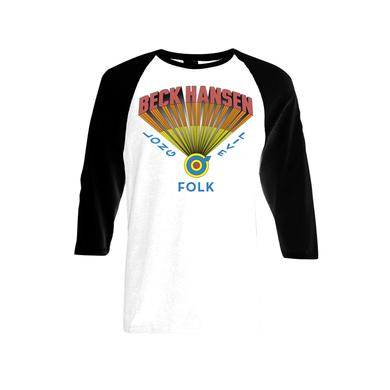 Beck Long Live Folk 3/4 Tee