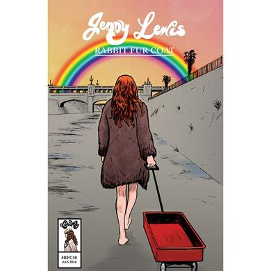 "Jenny Lewis ""Rabbit Fur Coat"" Comic Book by Sina Grace"